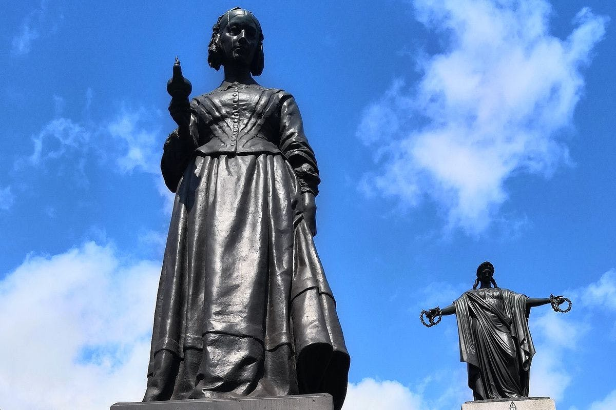 Controversial Statues and Monuments of London Walking Tour for Two