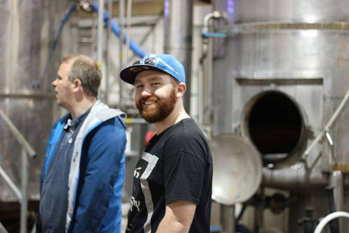 Conwy Brewery Tour and Tasting for Two