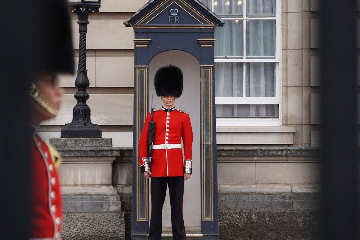 Discover Behind the Scenes of The Changing of the Guard with Churchill War Room and Guards Museum Tour and Lunch for Two