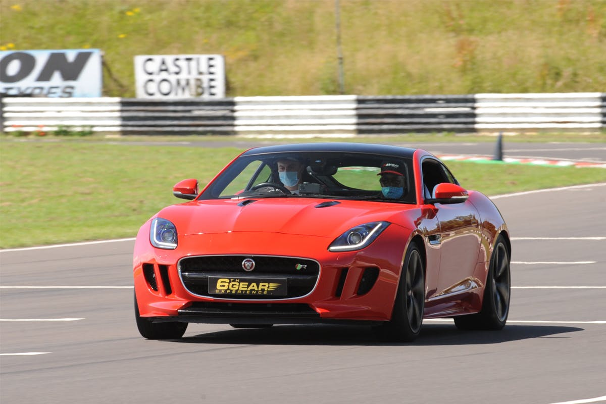 Drive a Top UK Track like a VIP - Triple Supercar Drive with Demo Lap and High Speed Passenger Ride