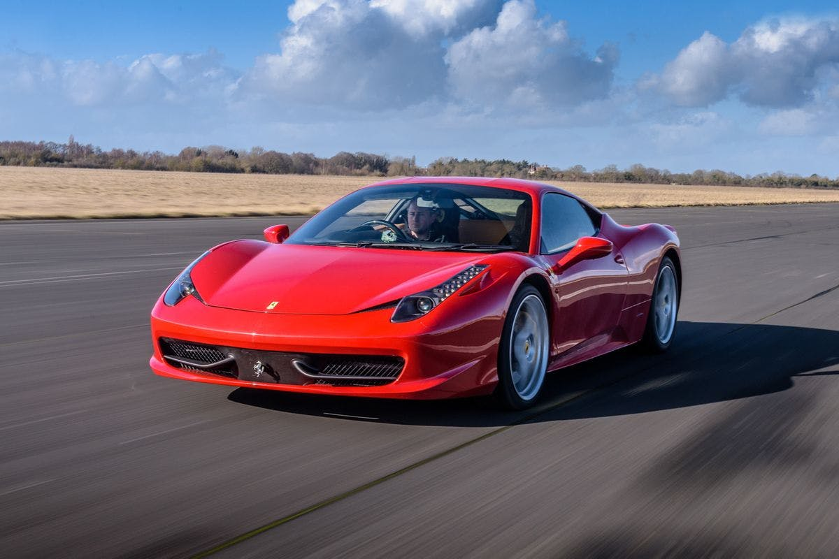 Drive The World's Top Four Supercars Experience