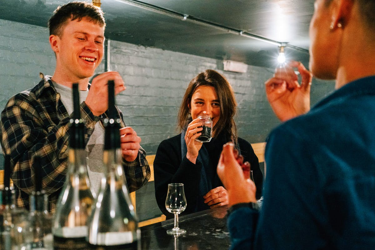East London Liquor Company Spirit of Gin Tour and Tasting for Two