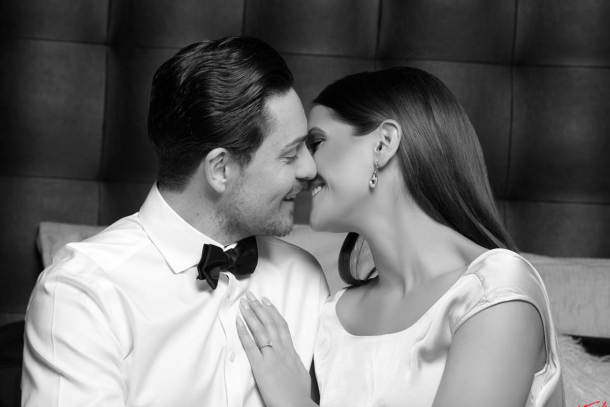 Engagement Celebration Photoshoot for Two