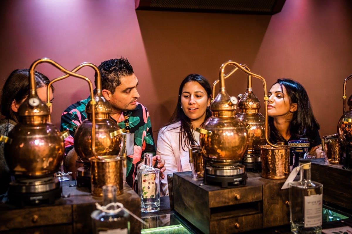 Express Rum Making Experience at Laki Kane