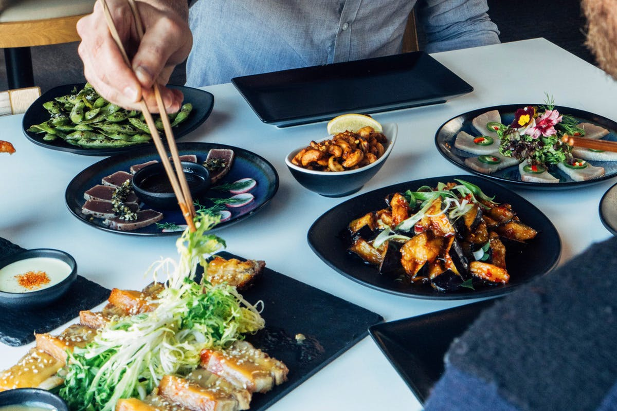 Family Two Course Lunch with Mocktail for Four at inamo, London