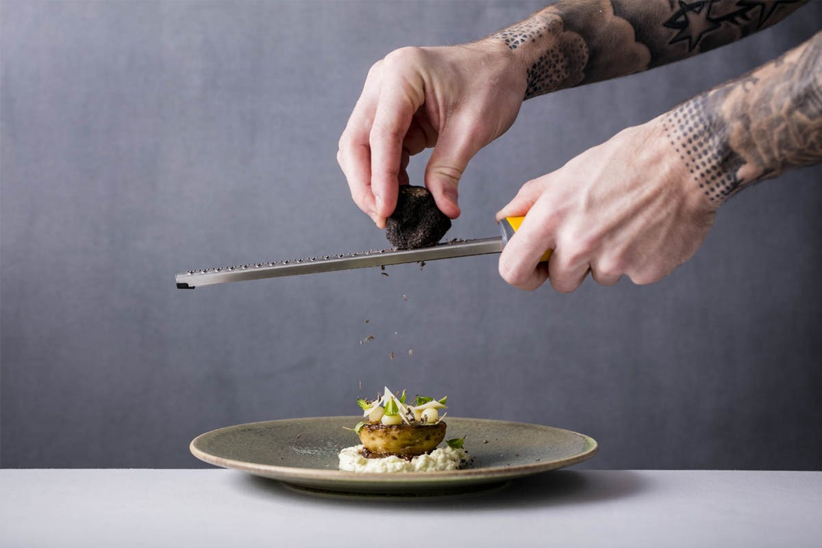 Fine Dining Three Course Lunch for Two at Launceston Place, Kensington