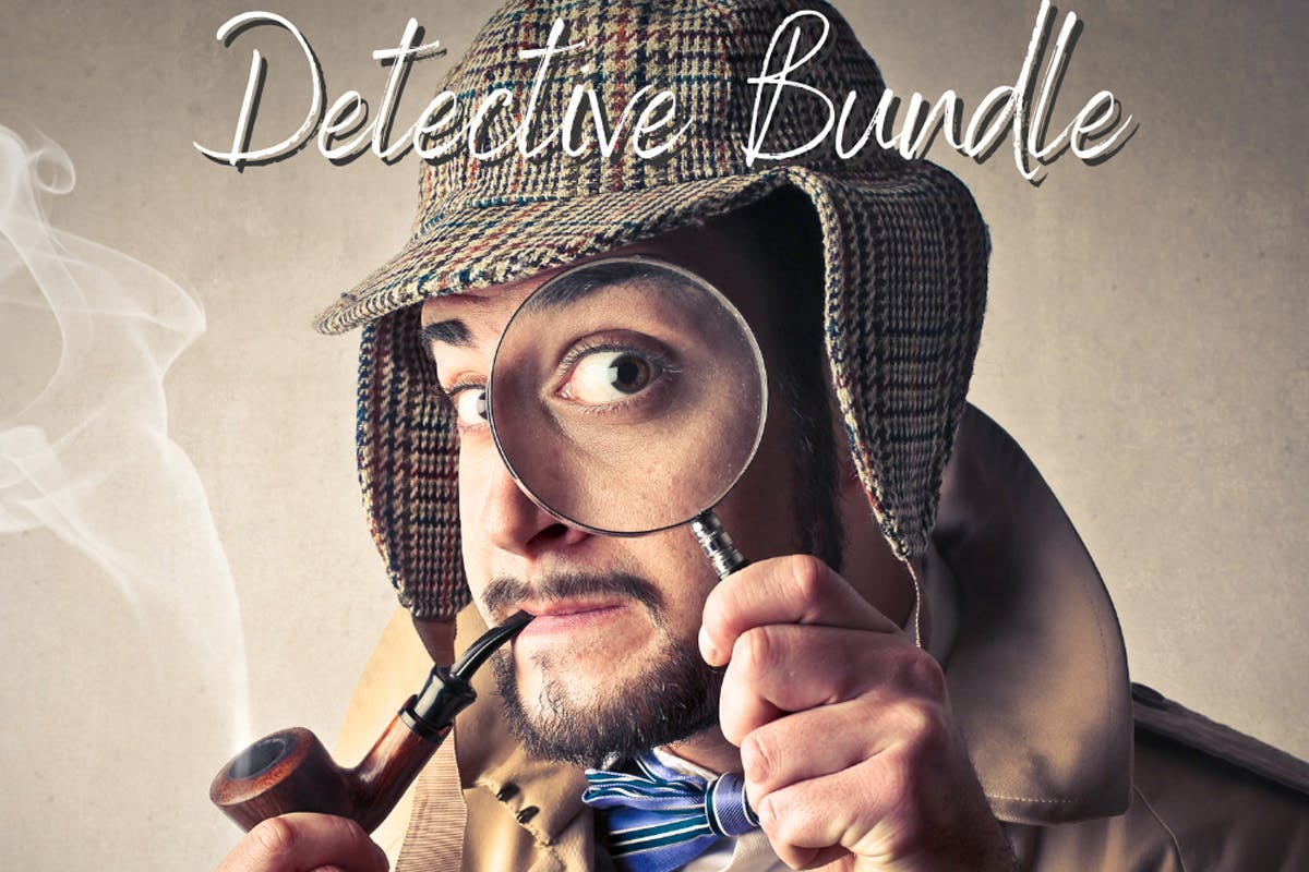 Four Detective Escape Room Games to Play at Home