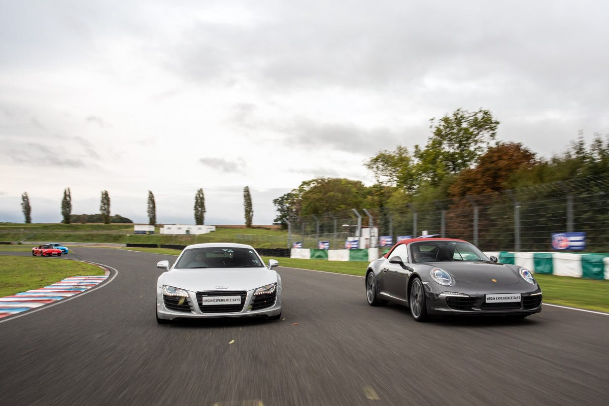 Four Supercar Thrill - Weekday