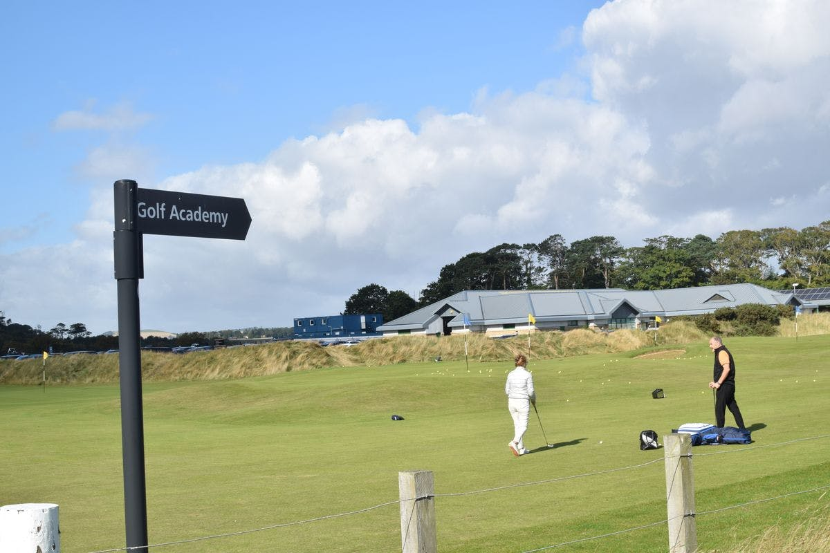 Full Day Intensive Golf School with an Advanced PGA Professional at the Home of Golf, St Andrews