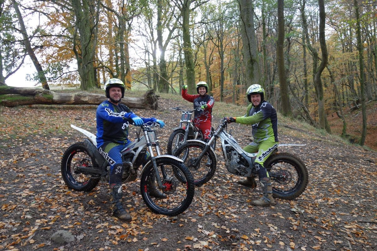 Full Day Trial Bike Experience