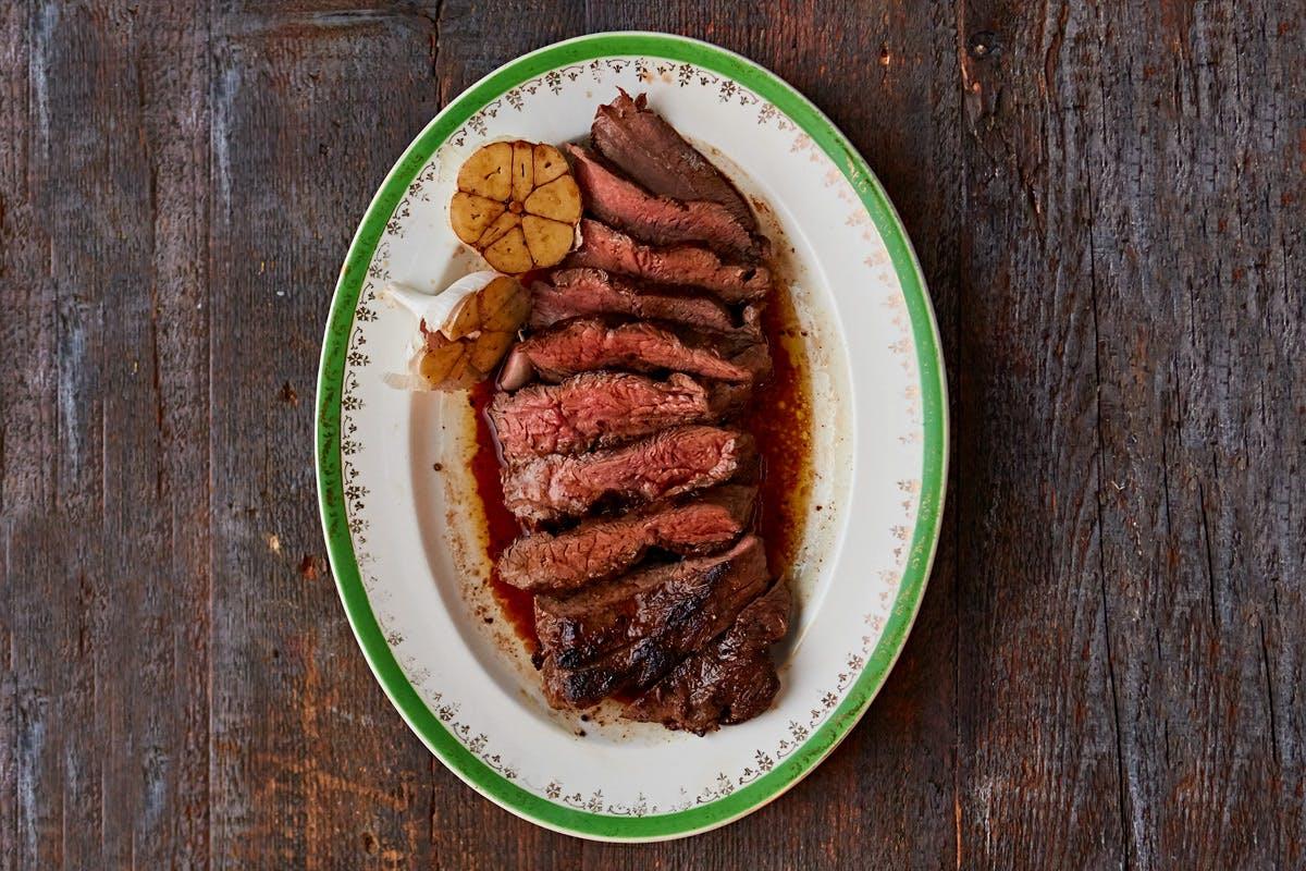 Get Stuck into Steak Cookery Class at Jamie Oliver's Cookery Schoo