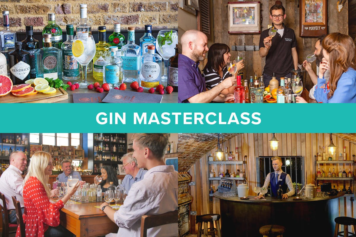 Gin Masterclass for Two