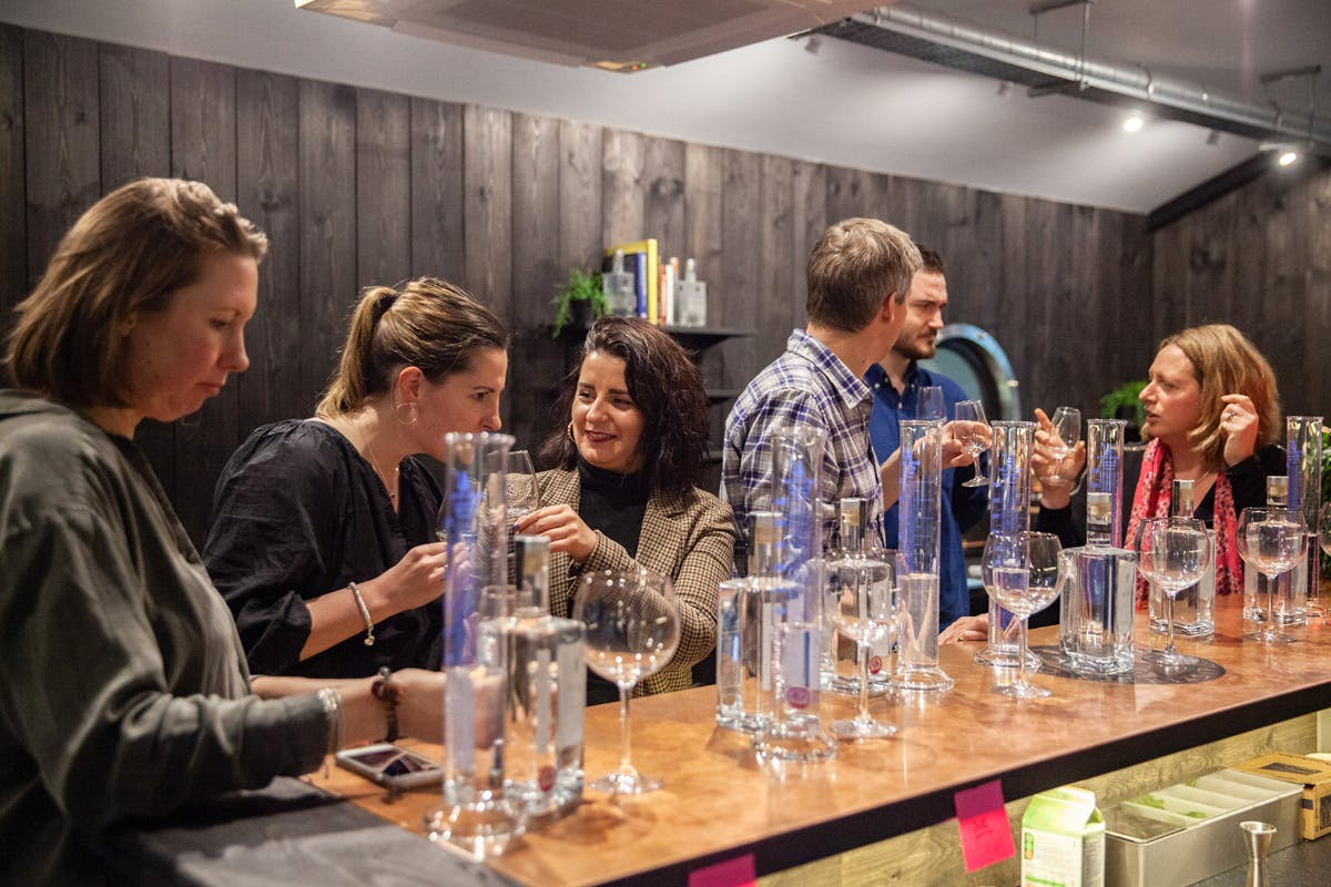 Gin School, Tastings and Behind the Scenes Distillery Tour for Two at Gorilla Spirits