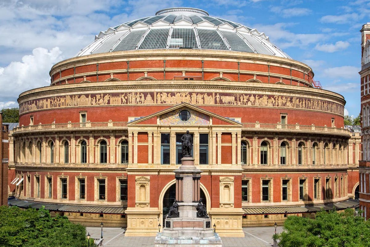 Royal Albert Hall Tour and Afternoon Tea for Two