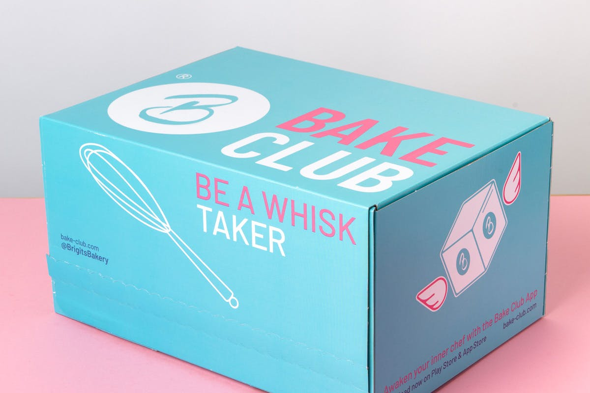 Home Baking Box and Introduction to Cake Decorating Four Part Online Course