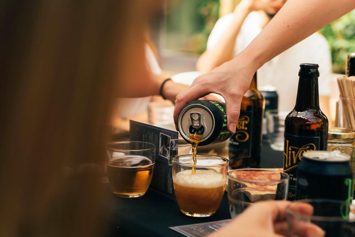 Honey Craft Beer Tasting with Food Pairing