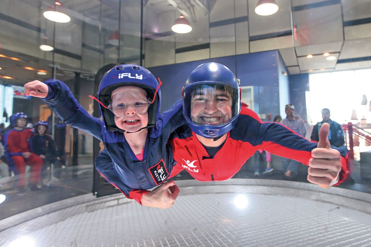iFLY Family Indoor Skydiving