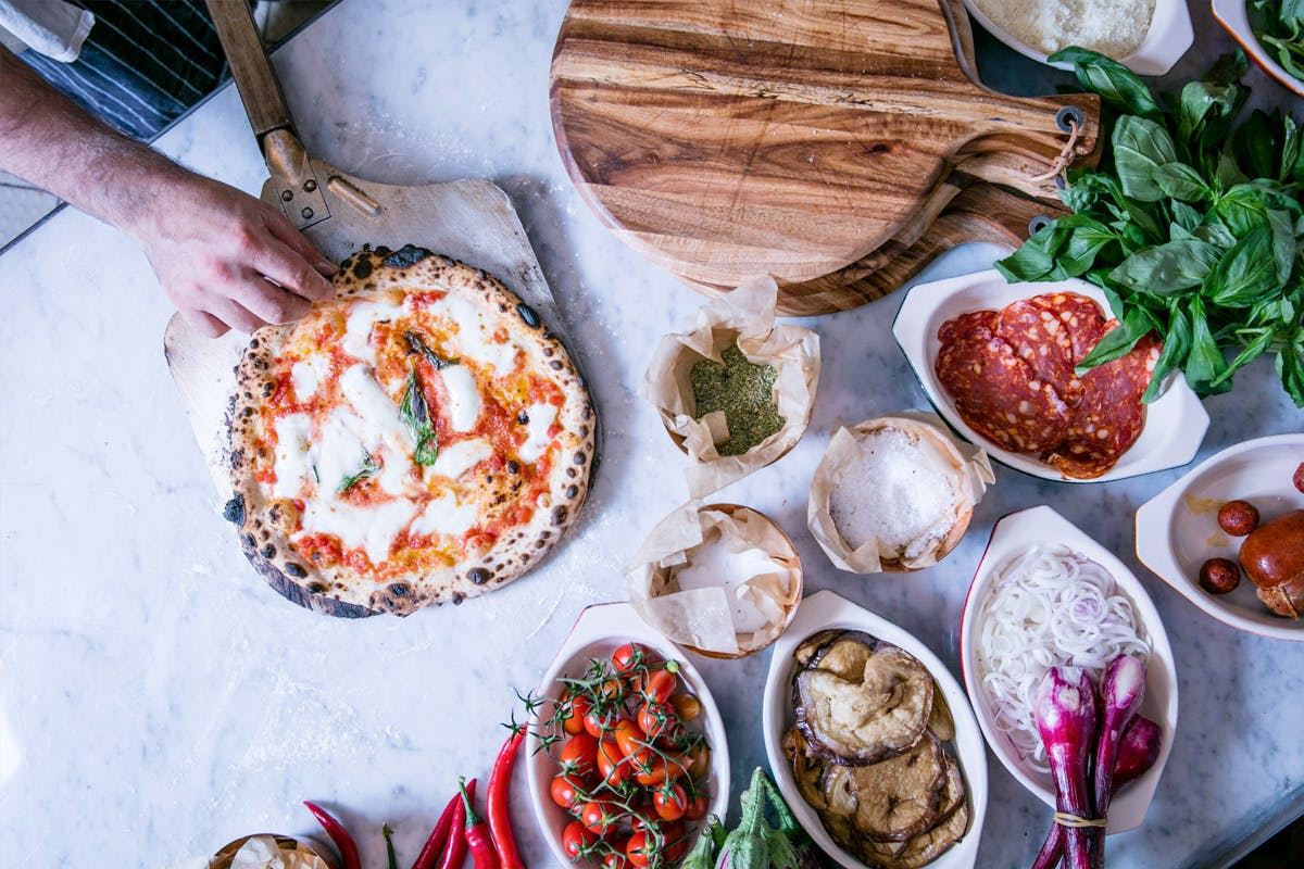Italian Three Course Feast with Fizz for Two at Radici Trattoria