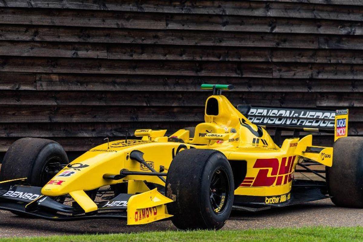 Jordan EJ12 Race Car Driving Experience