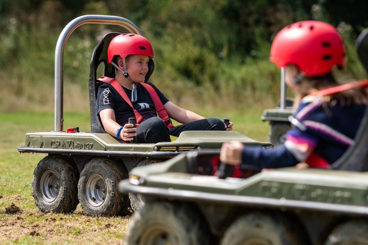 Junior Crazi Bugz All-Terrain Driving Experience
