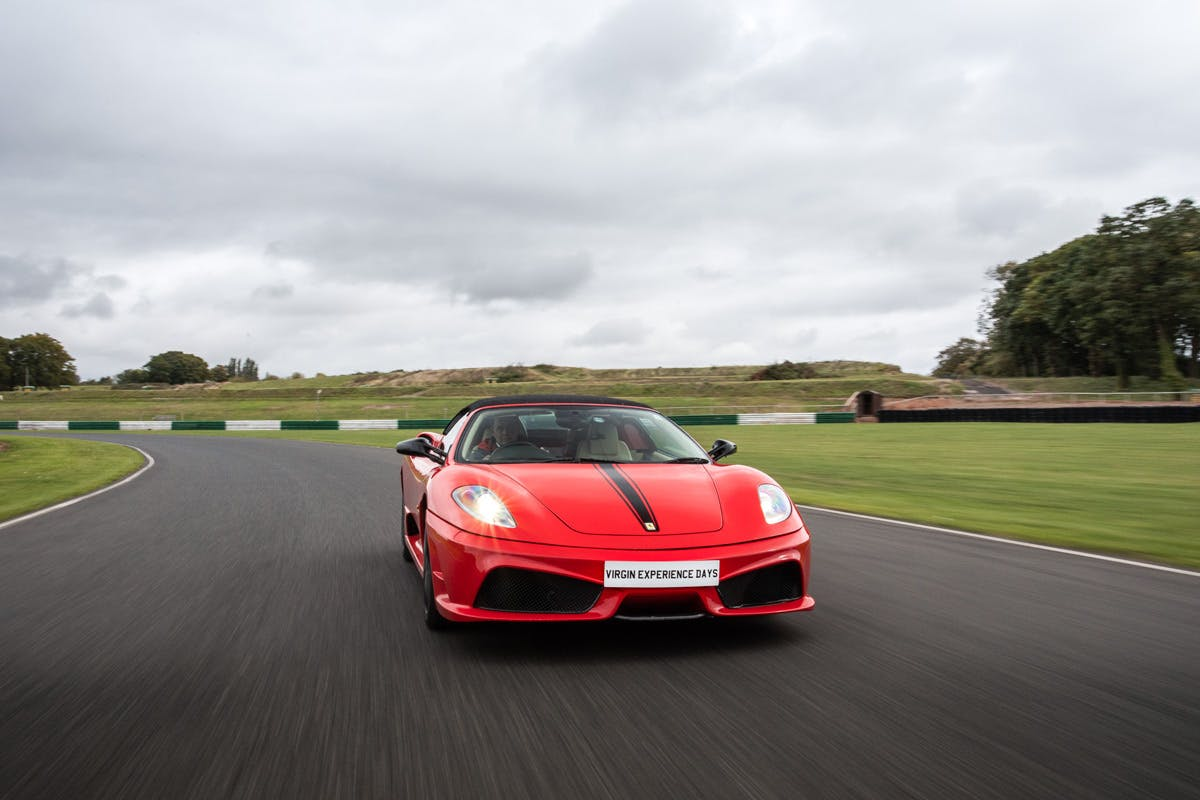Junior Ferrari Driving Thrill