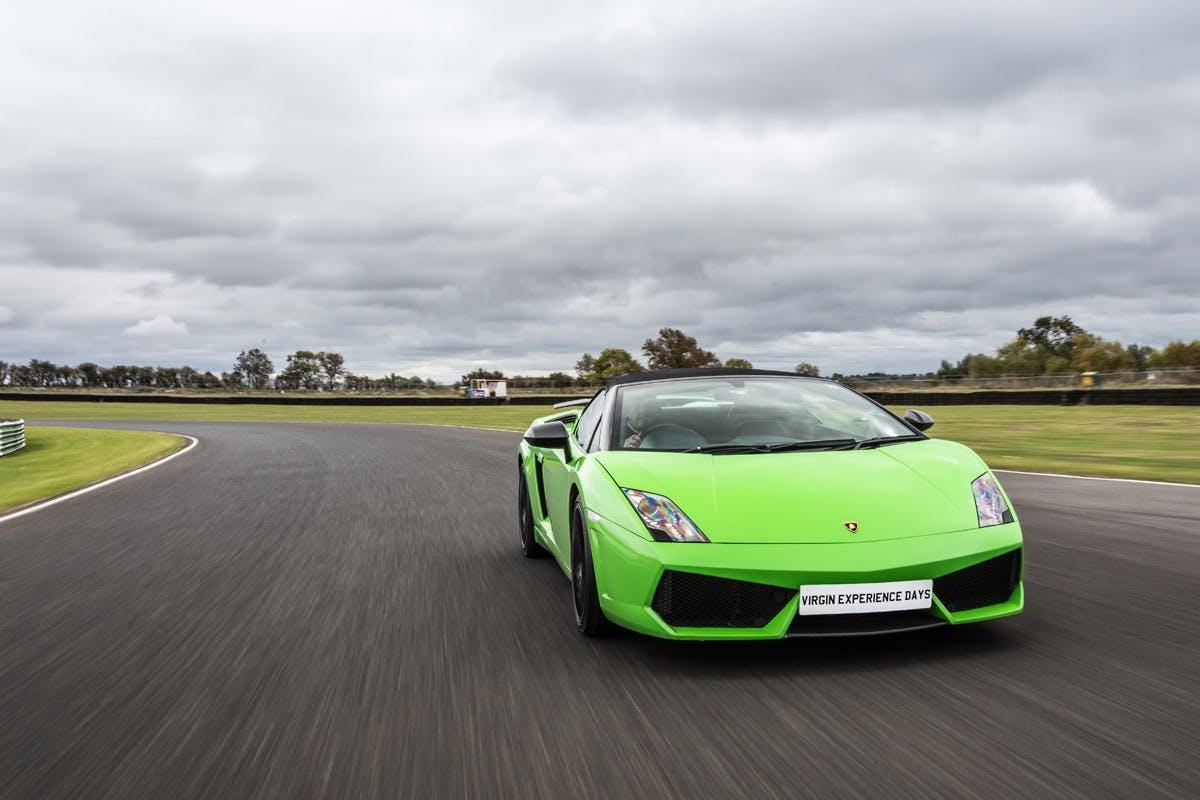 Junior Lamborghini Driving Blast