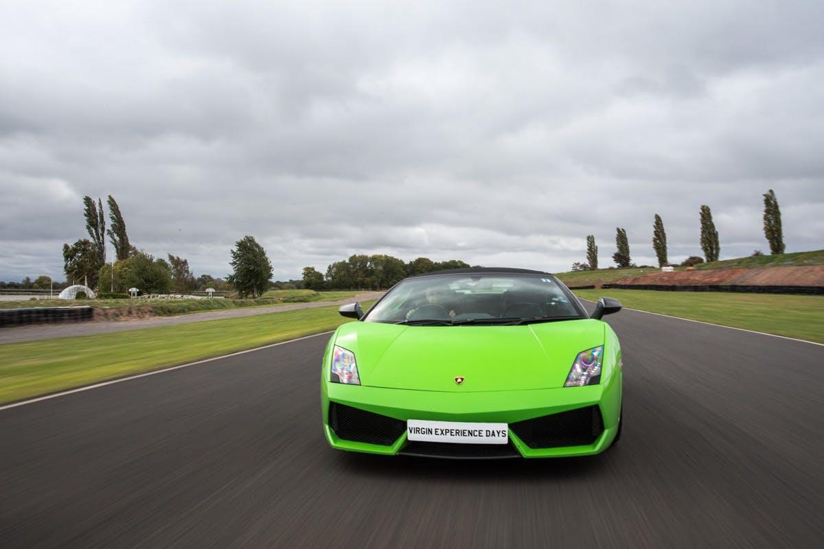 Junior Lamborghini Driving Thrill