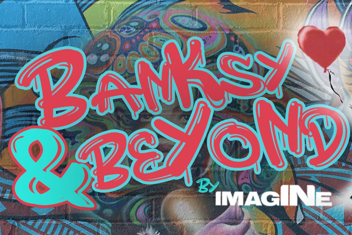 London Immersive Banksy & Beyond Street Art Experience with Lunch for Two