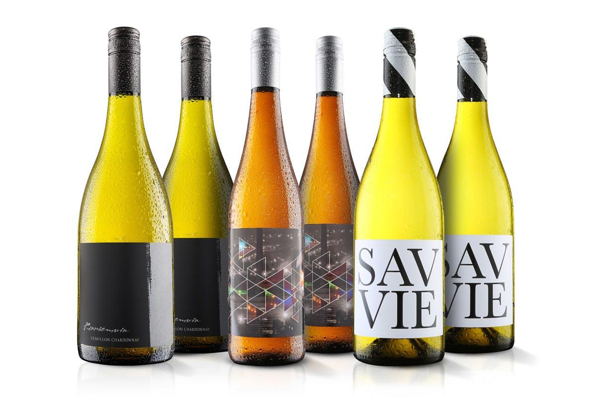 Luxury White Wine Six Pack from Virgin Wines