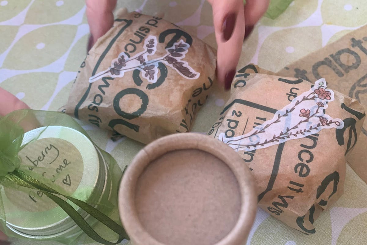 Make Your Own Environmentally Friendly Beauty Products