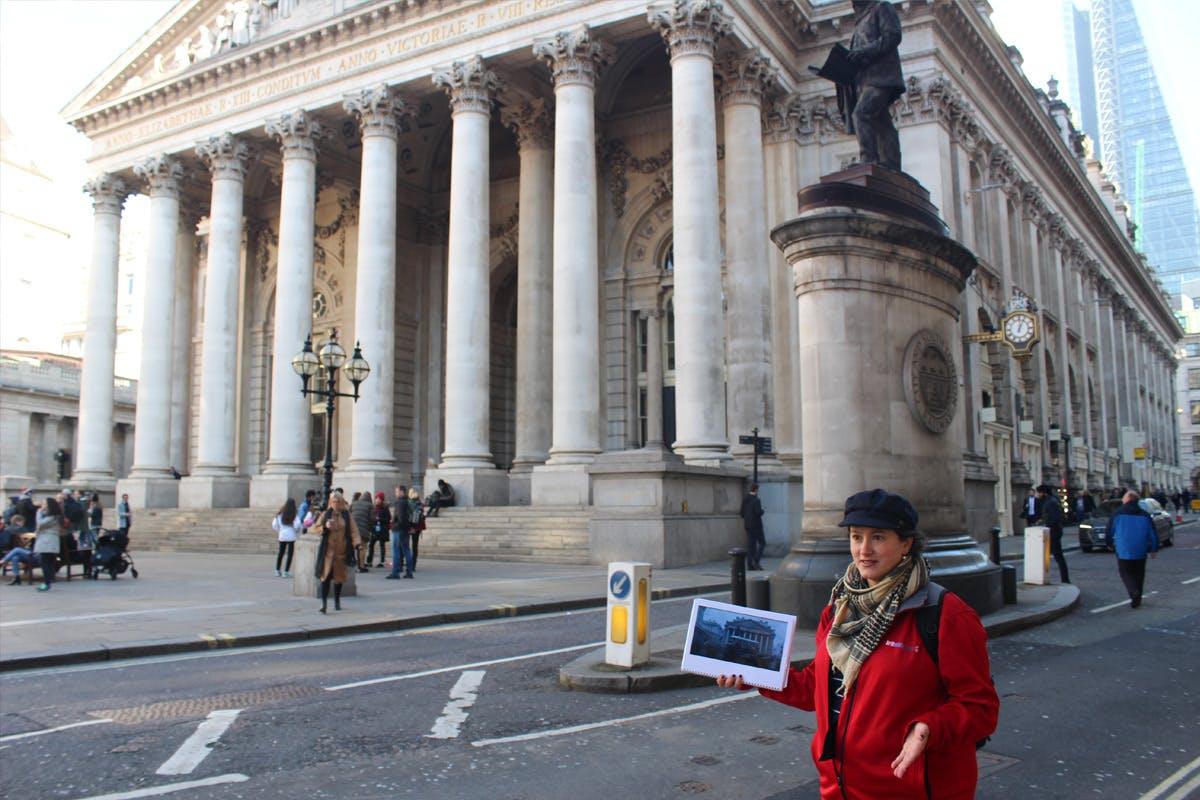 Tour con guida della Londra di Mary Poppins per due persone