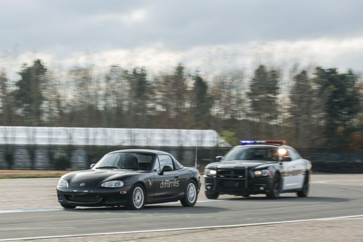 Police Pursuit Experience