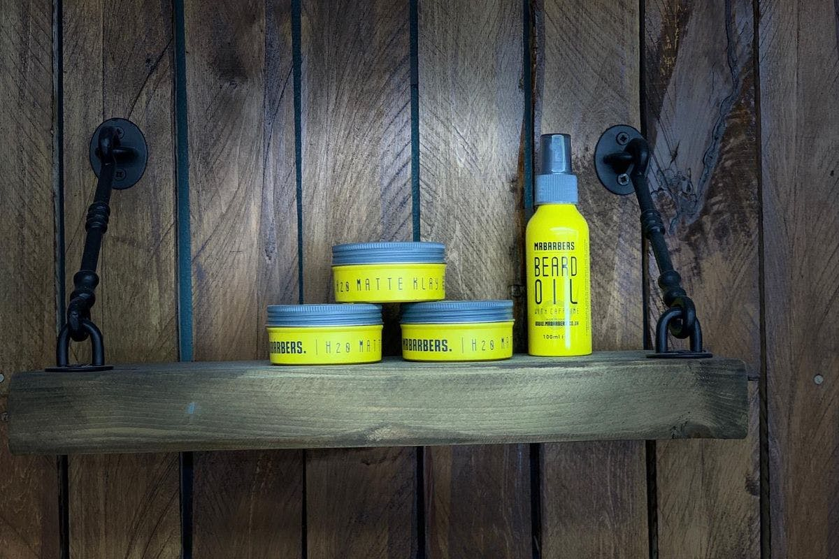 MR.Barbers Ultimate Male Grooming Gift Set