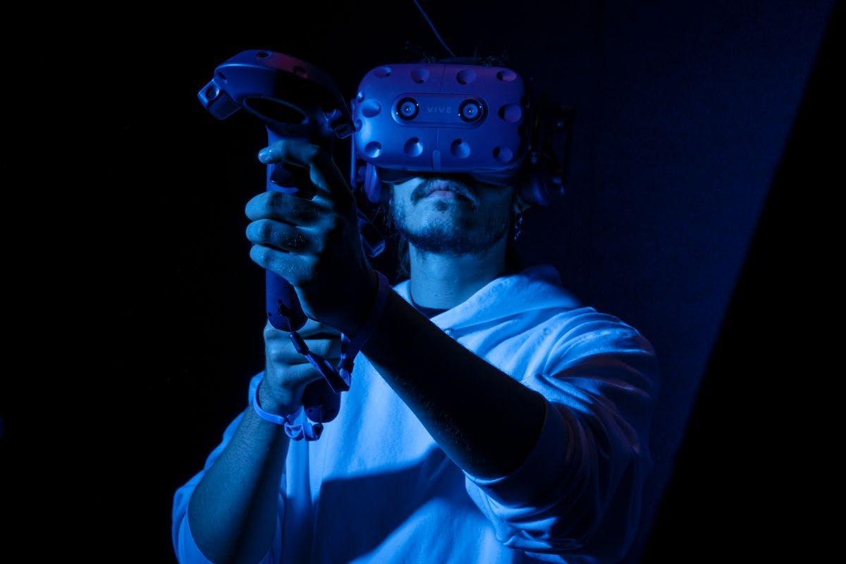 Multi-Selection VR Arcade Gaming - Weekend