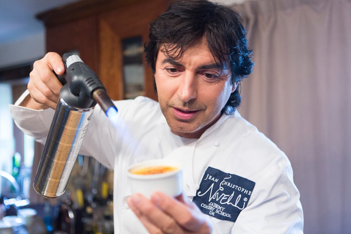 Novelli Academy One Day Hands On Cookery Course with Lunch