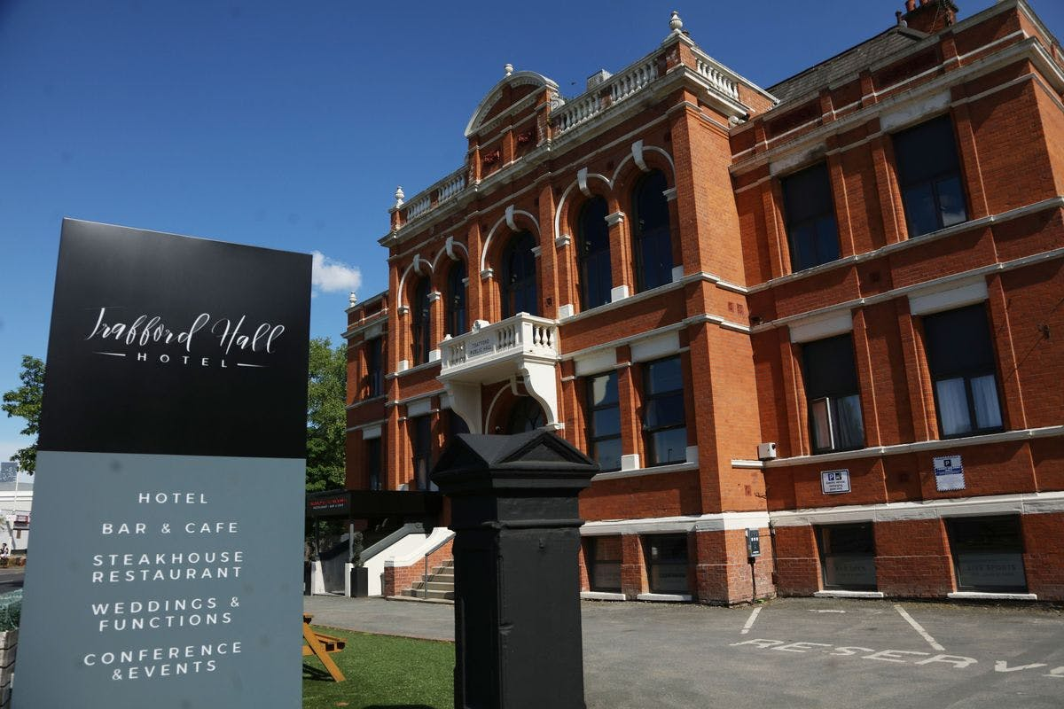 One Night Break With Two Course Steak Dinner And Prosecco For Two At The 4* Boutique Trafford Hall With A Full English Breakfast