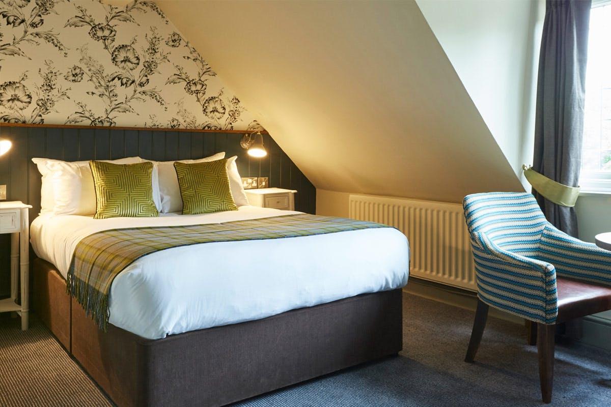 One Night Charming British Inn Break for Two