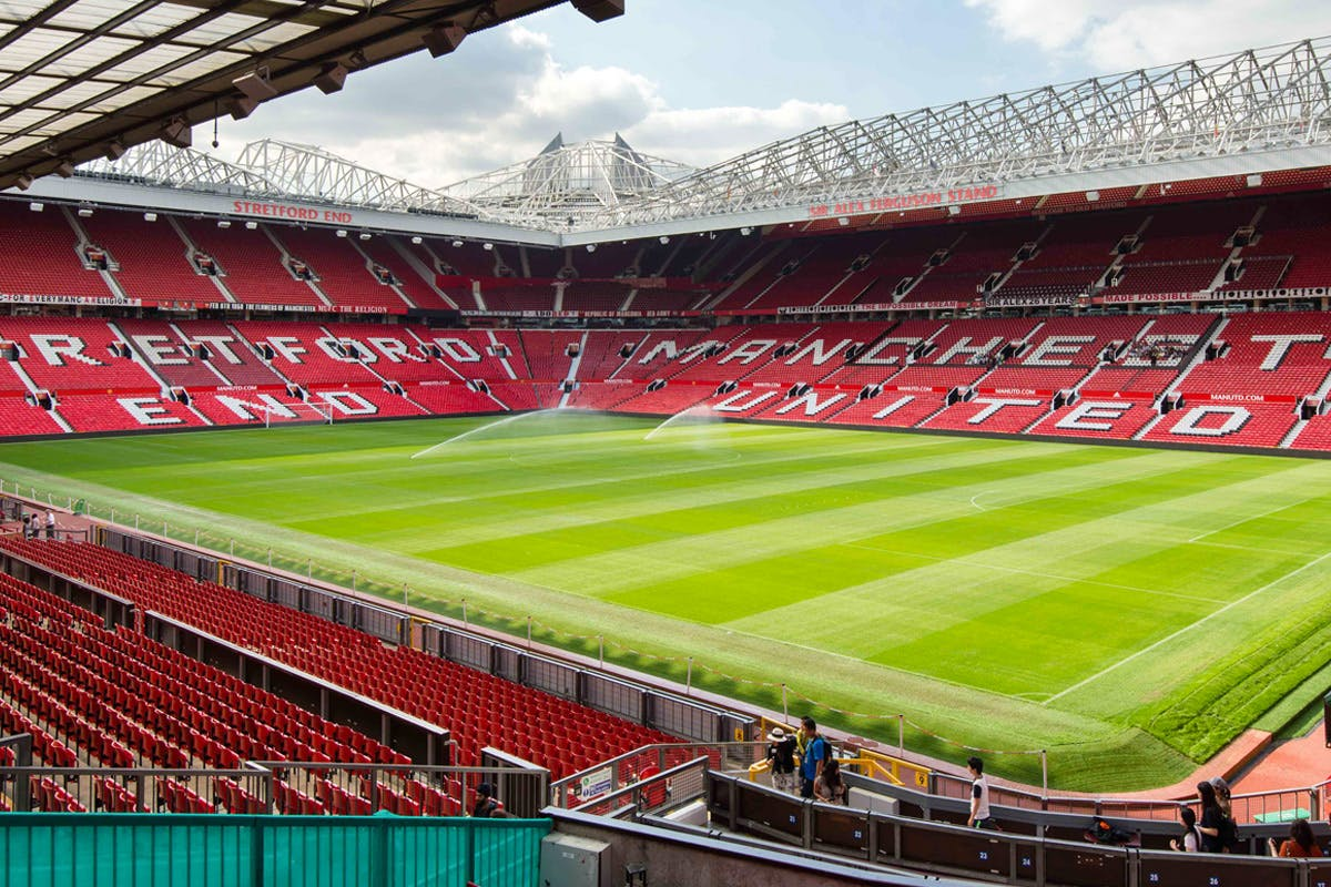 One Night City Centre Break with Manchester United Football Club Stadium Tour for Two