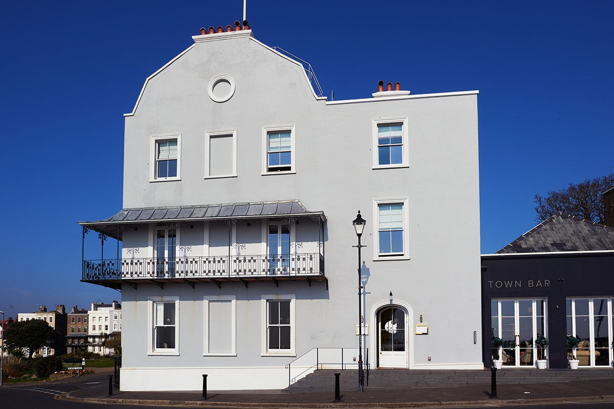 One Night Coastal Boutique Break for Two at the Albion House, Ramsgate