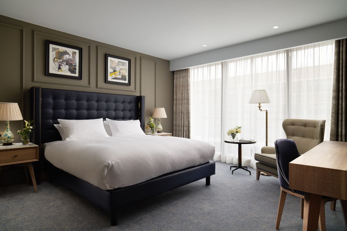 One Night Luxury Spa Break with Treatment for Two at the 5* Grand Hotel York