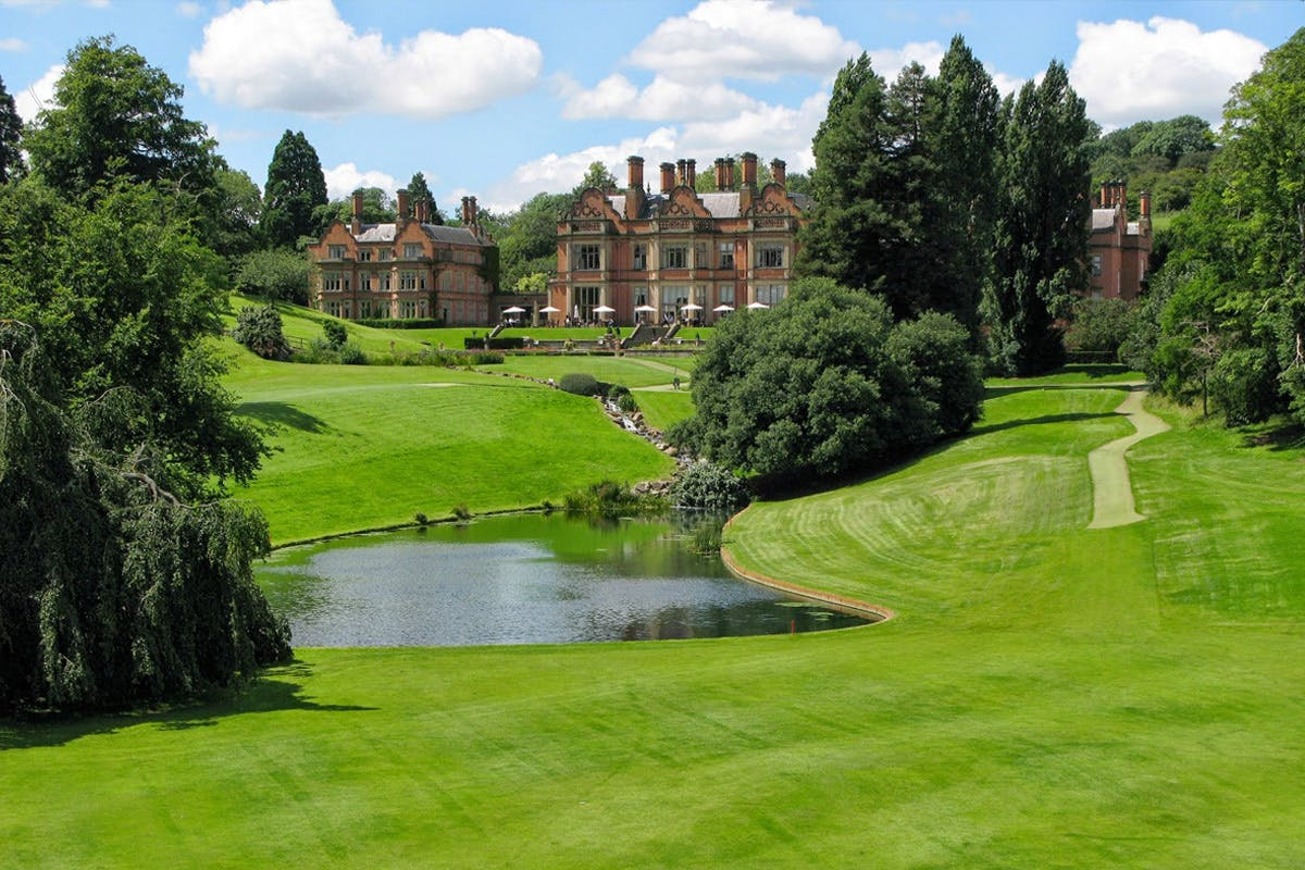 One Night Stratford-upon-Avon Break for Two at Hallmark Hotel The Welcombe