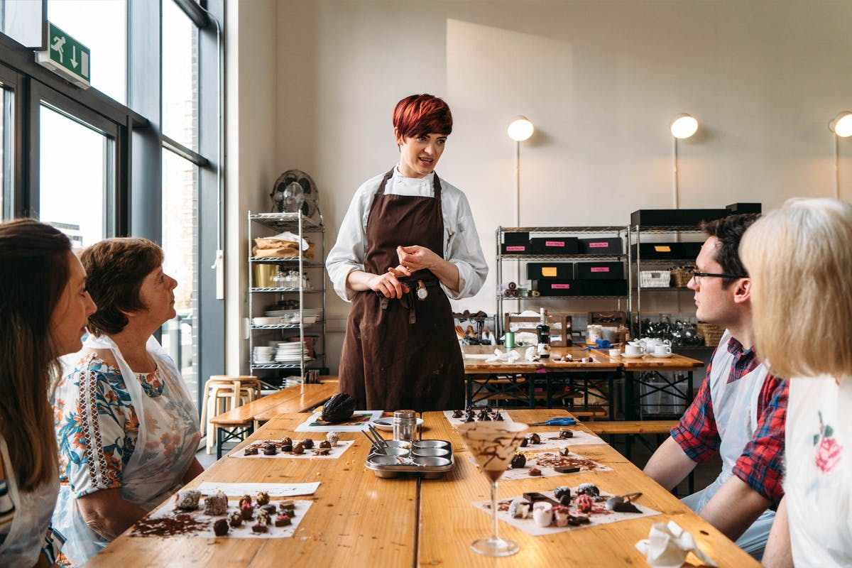 Original Chocolate Making Workshop for One