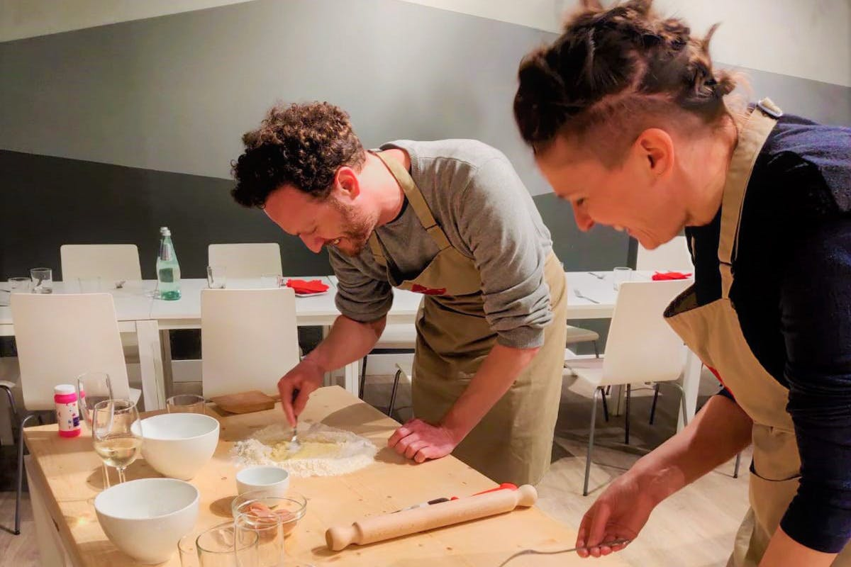 Pasta Making Class with Prosecco for Two at the Bellavita Academy