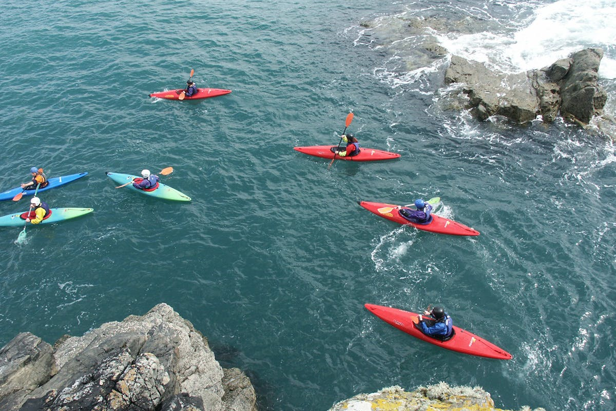 Sea Kayaking Coastal Adventure for One