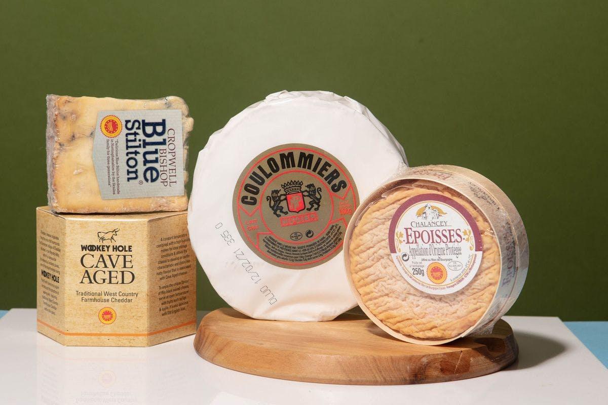 Pong Cheese Bespoke Selection Box