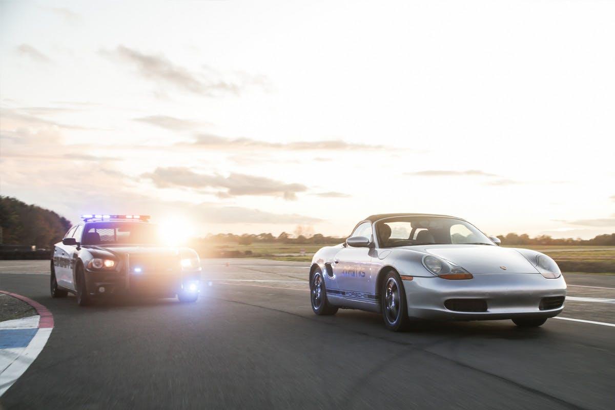 Porsche Police Pursuit Experience