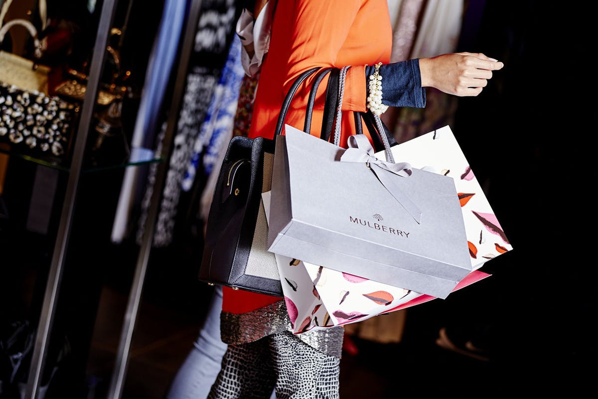 Platinum Designer Shopping Experience with Lunch at Bicester Village