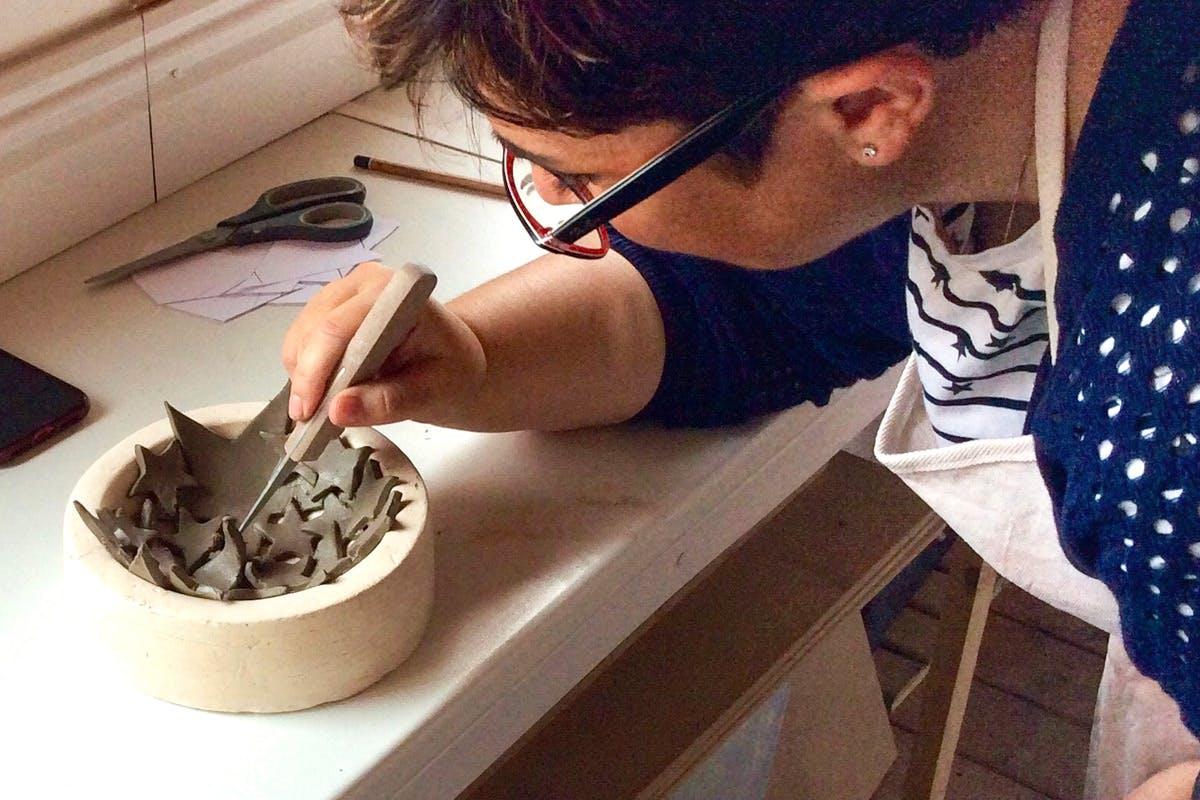 Private Bespoke Ceramics Workshop with Katherine Fortnum