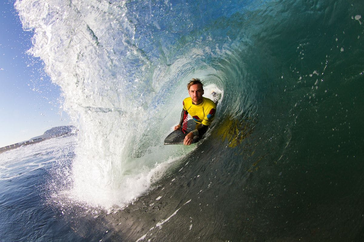 Private Bodyboarding Lesson for Four in Newquay