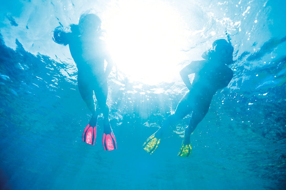 Scuba Diving for Two
